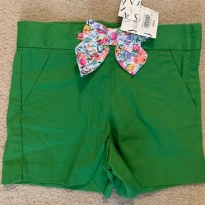 NWT Janie and jack girls shorts 2t